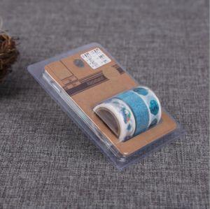 PVC sellado en caliente de embalaje blister Blister con la impresión de tarjeta de papel