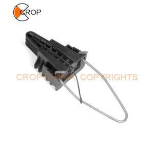 El cable eléctrico de la cuerda de tensión de aislamiento de la abrazadera para cable ABC