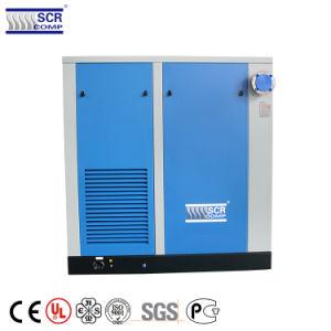 Leistungsfähigkeits-Dauermagnetbewegungsschrauben-Luftverdichter Störungsbesuch-125HP