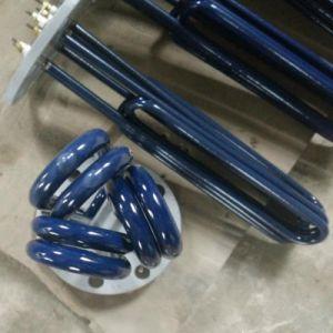 Эмаль покрытие электрический трубчатый нагреватель применяется для нагрева воды