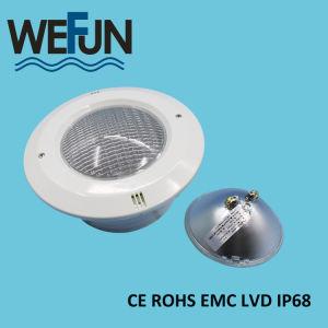 Indicatore luminoso subacqueo della piscina di prezzi di fabbrica 12V IP68 15With20With35W Epistar LED PAR56 con il posto adatto