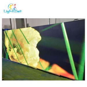 P3 실내 SMD 임대료 RGB 풀 컬러 단계 LED 게시판 높은 정의 투명한 LED 표시 널 /LED 광고를 위한 영상 벽/발광 다이오드 표시 스크린 /Panel