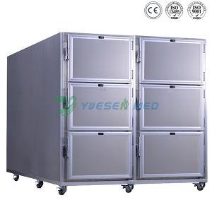 Frigorifero medico della camera mortuaria del congelatore dell'ospedale Ysstg-06