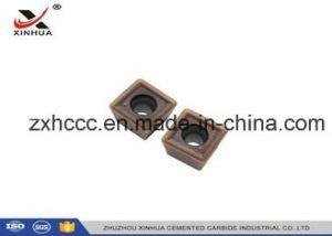 Taladro de la serie Spmg U carburo de tungsteno inserciones de herramientas de corte indexable