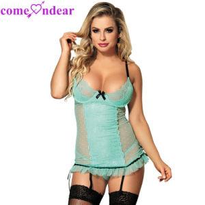 Hot Vente de lingerie sexy femmes nuisette
