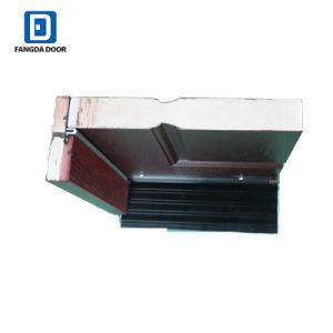 Portello della vetroresina di Prehung con il vetro concentrare 8*42rt dell'arco