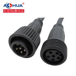 Aohua 6 Pinの防水コネクター