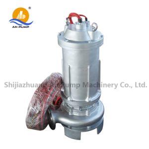고압 전기 원심 잠수할 수 있는 하수 오물 수도 펌프