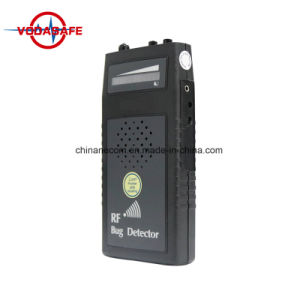 Bug RF Detector con pantalla acústica + Plug-in Laser-Assisted buscador de la lente de la cámara espía Detector