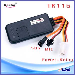 Rastreado pelo GPS/Lbs Dispositivo de localização GPS TK116
