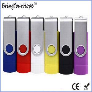 Несколько цветов OTG USB флэш-диск для ОС Android телефоны (XH--001USB OTG)