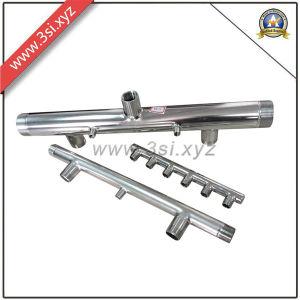 Ss 304/316 Colector roscado para tratamiento de agua Sistema (YZF-F350)