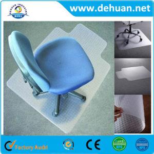 PVCオフィスの椅子のための防水カーペットの保護装置のマット/床のマット