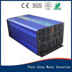 4000VA 12V/24V/48V DC/AC/110V/230V da onda senoidal pura Inversor de Energia Solar