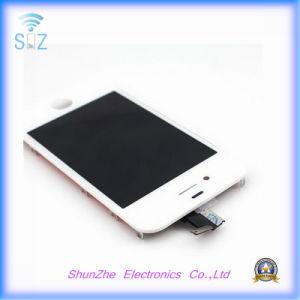 Bildschirmanzeige-Montage-intelligenter Handy-Touch Screen LCD für iPhone 4S 4G LCD