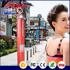 Telefone GSM Telefone público exterior Knem-21 do Sistema de Alarme de Segurança