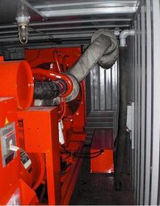 mit 750kVA/600kw Perkins Motor angeschaltener Behälter-Typ Dieselgenerator-Set