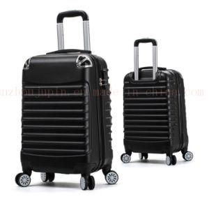 Soem-Kratzer-umkleidet Beweis fahrbarer Laufkatze-Koffer Gepäck mit Verschluss