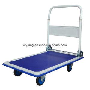 300kg de capacidad plataforma plegable carro de mano