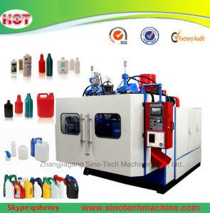 Máquina de moldeo por soplado extrusión contenedores (PE / botellas / barriles / hervidores)