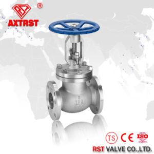 A ANSI 150lb / Aço inoxidável Wcb válvula globo Flangeado