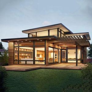 Super casa prefabricada Low Cost de tamaño pequeño de la casa de contenedores