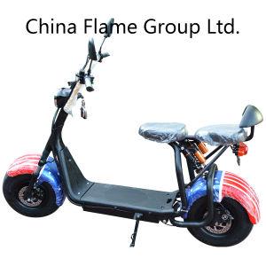 F/R 현탁액 2 시트와 후방 빛을%s 가진 전기 자전거