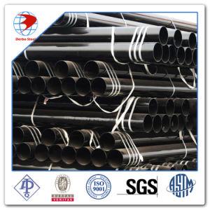 構造スチールの管のあたりで溶接されるASTM A500のCold-Formed