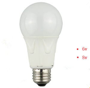 A19 Dimmable 6W LED E26 Base LED Bulb EUA ETL para nós Market Brightest LED Bulb LED Bulb Lamp