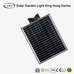 Neuer Entwurfs-integriertes Solargarten-Licht mit Fernsteuerungs (20W)