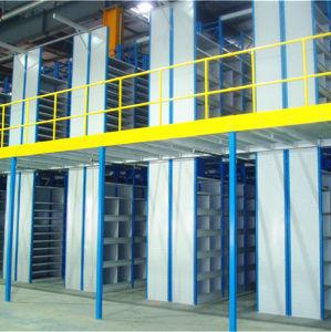 2 niveaux mezzanine en acier 2 niveaux mezzanine en acier fournis par shanghai calin logistic. Black Bedroom Furniture Sets. Home Design Ideas