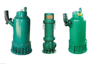 Pompa sommergibile pneumatica della miniera di Fqw