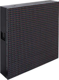 Полноцветный P10 для использования вне помещений дисплей со светодиодной подсветкой экрана