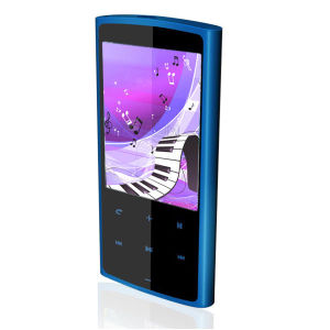 Bluetoothの極度のSlim New MP4 Player 2.4 Inch TFT Touch Screen