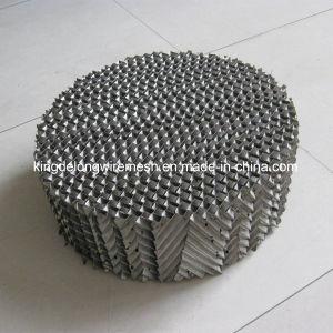 Imballaggio strutturato tessuto metallo, riempimenti della torretta (kdl-142)