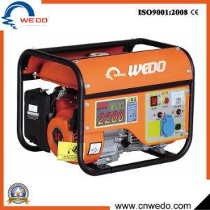 Deo1500 1kw/1kVA/WD156 4-AVC Générateurs à essence portable/essence pour utilisation à domicile avec la CE
