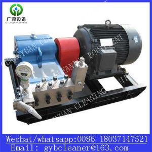 Pompa Waterjet idraulica dell'intensificatore
