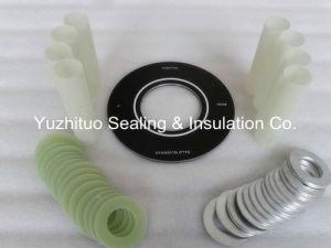 Yuzhituo Ssのコアフランジの絶縁体のガスケットキット