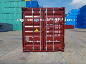 ISO-Zugelassene nagelneue 40 Füße offene Versandbehälter-mit Weich-Oberseite Konfigurationen