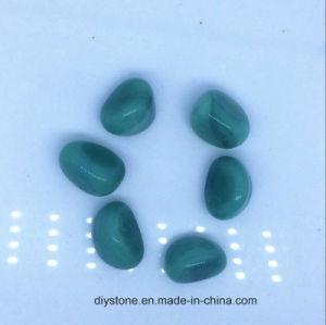 De groene Gekleurde Kiezelstenen van China Cerammic