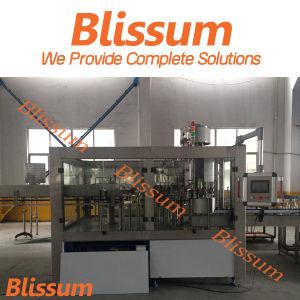 3000-28000bph Bebidas Carbonatadas da linha de produção e embalagem