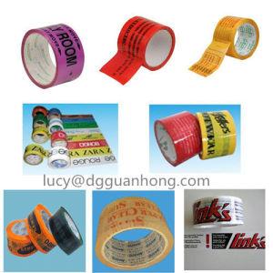 Cinta de embalaje resistente al agua BOPP y profesionales de la cinta de embalaje personalizado mic 40