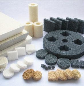 Керамические пенопластовые фильтры (YUBEI-FF-01)