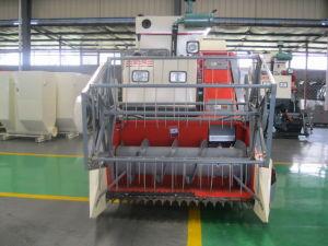 밥과 Wheat Combine Harvester (4LZ-1.4)
