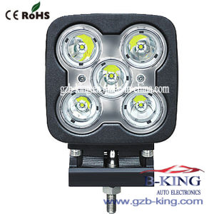 IP67 4.6 дюйма кри светодиодный фонарь рабочего освещения