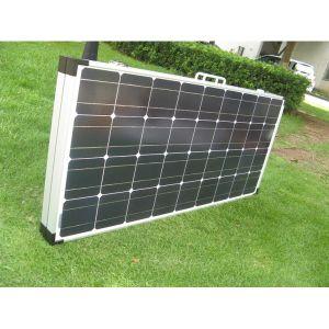 200 Вт портативный складной панели солнечной системы для кемпинга с жилого прицепа