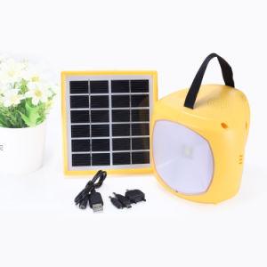 ISOの工場太陽エネルギーLEDの読書ランプ手のキャンプのランタン表の机ライト