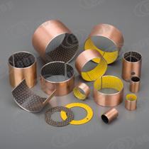 Treuil de soulèvement / Guide-câble Dx roulements perforé la bague de métal polymère bague composite