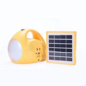 Powerled солнечной энергии на настольную лампу фонаря освещения