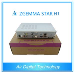 デジタル受信機Enigma2のLinuxのZgemma星衛星TVのZgemma星H1 Satellitの受信機HDTV PVR